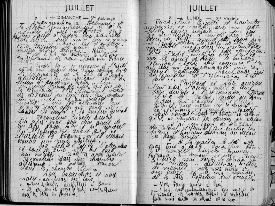 Detail journee du 8 juillet 1946 e vieux 1