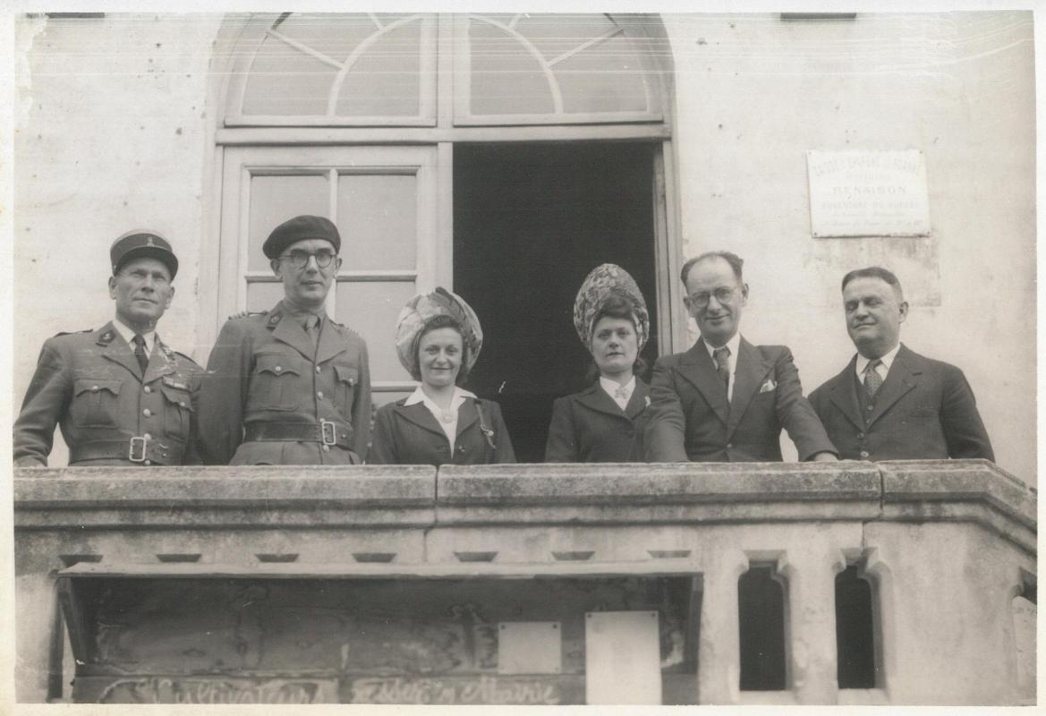 RENAISON le 10 aut 1945