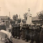 Exhumation cimetière de Roanne
