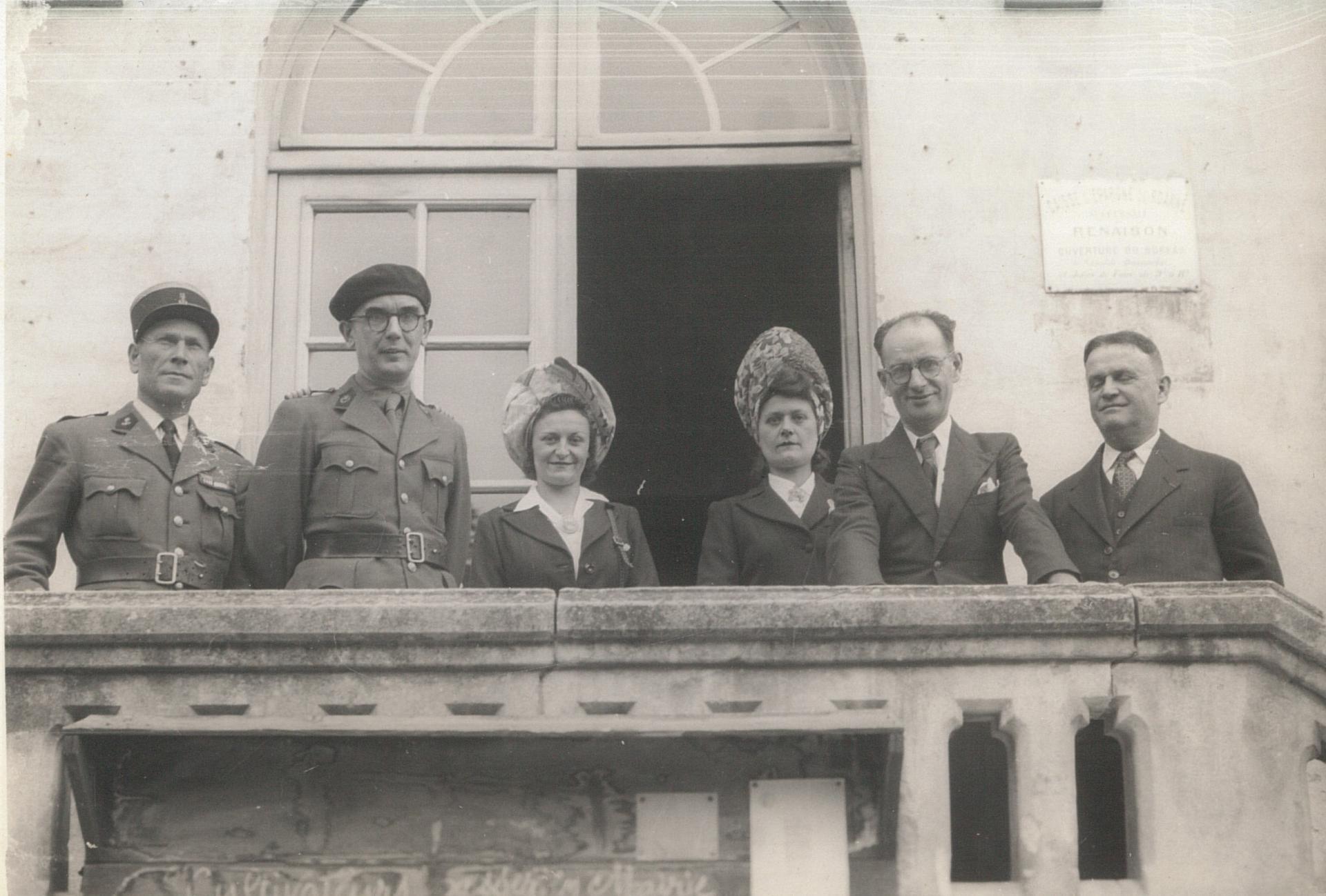 22 Aout 1944